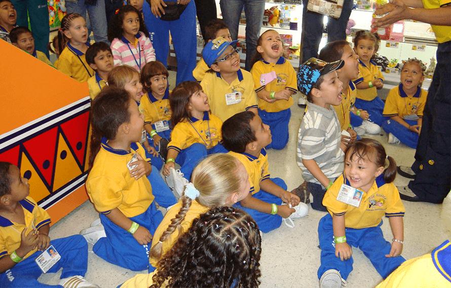 Eventos escolares fotografía principal