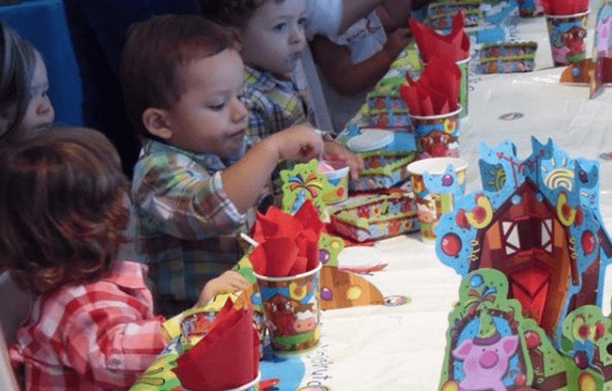 Fiestas infantiles fotografía principal