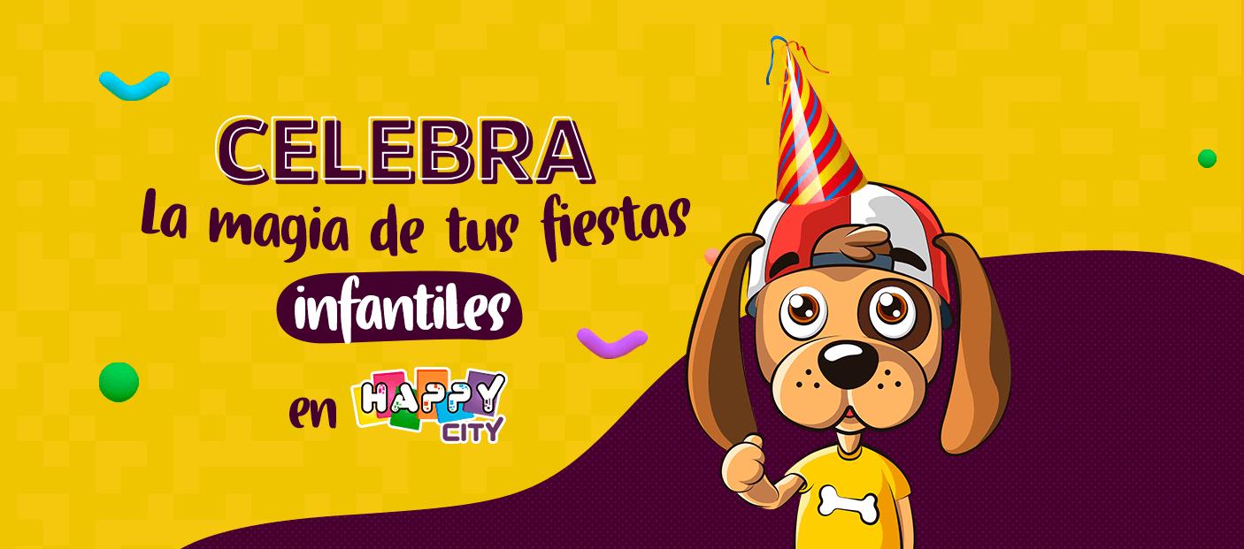 Celebrar el cumpleaños de tus hijos es una experiencia divertida