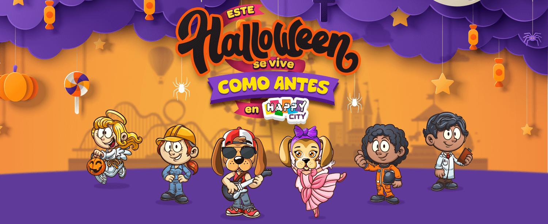 ¿Sabías que el Halloween es una de nuestras celebraciones preferidas?